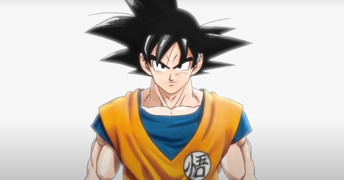 Dragon Ball Super New Super Hero Movie Goku Toei Animation