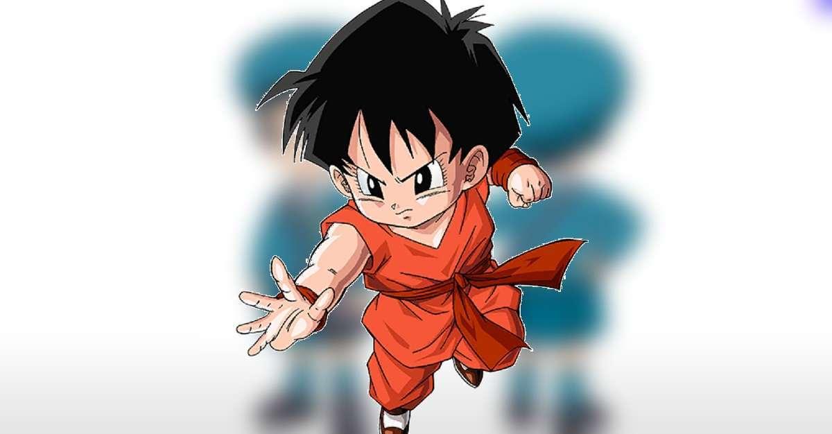 Dragon Ball Super Pan