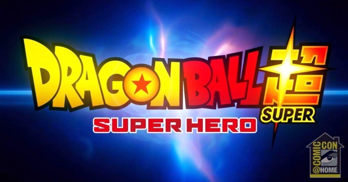 Dragon Ball Super Super Hero Movie 2022 Comic Con