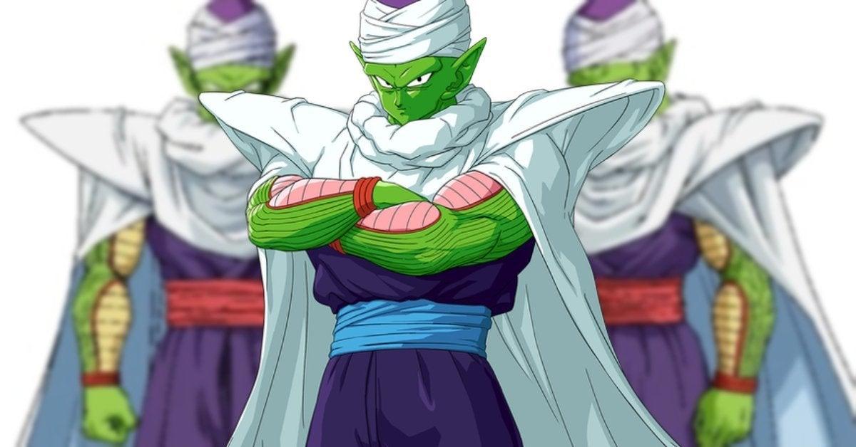 Dragon Ball Super Super Hero Movie 2022 Piccolo
