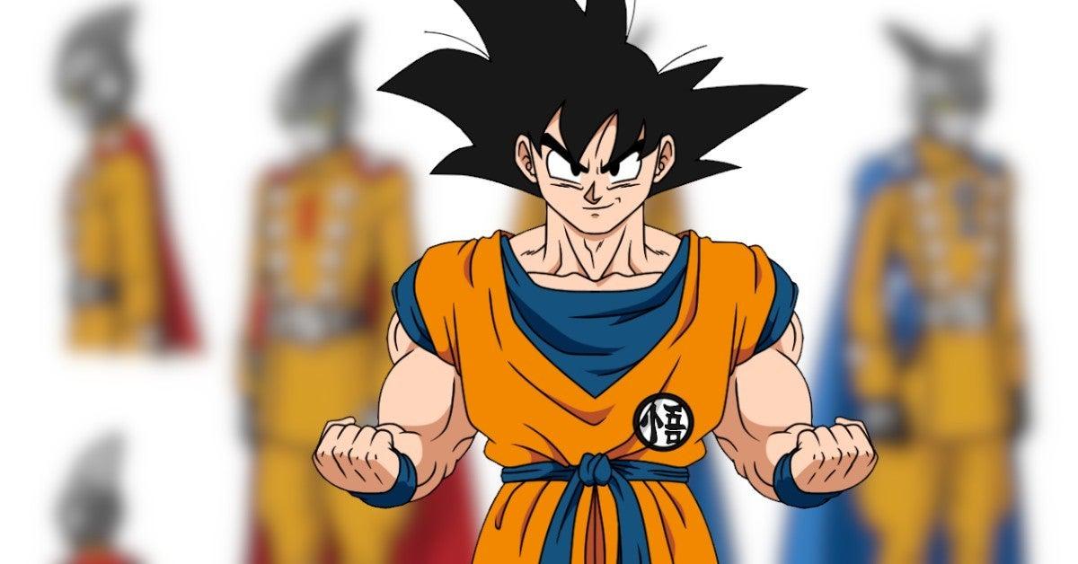 Dragon Ball Super Super Heroes Movie New Character Teaser Art