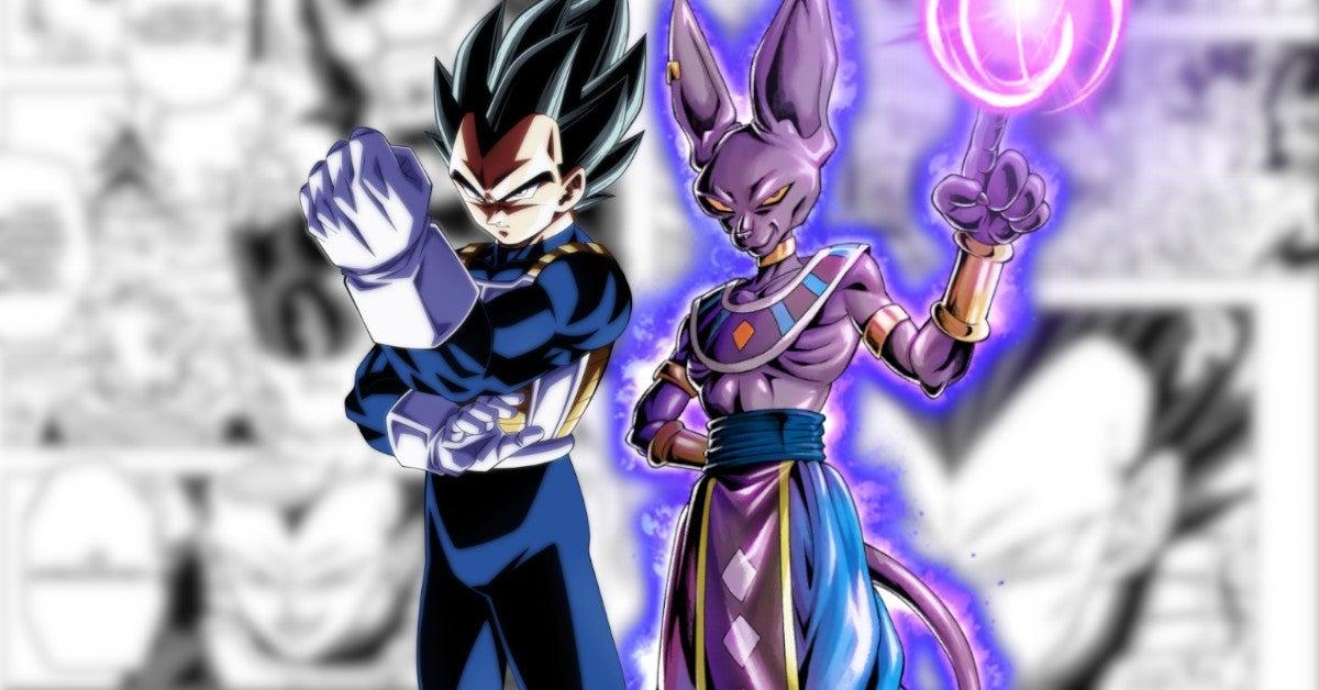 Dragon Ball Super Vegeta Godly Destroyer Powers Explained 74 Spoilers
