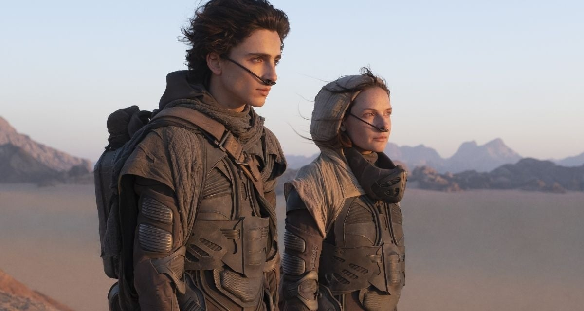 dune movie new trailer two