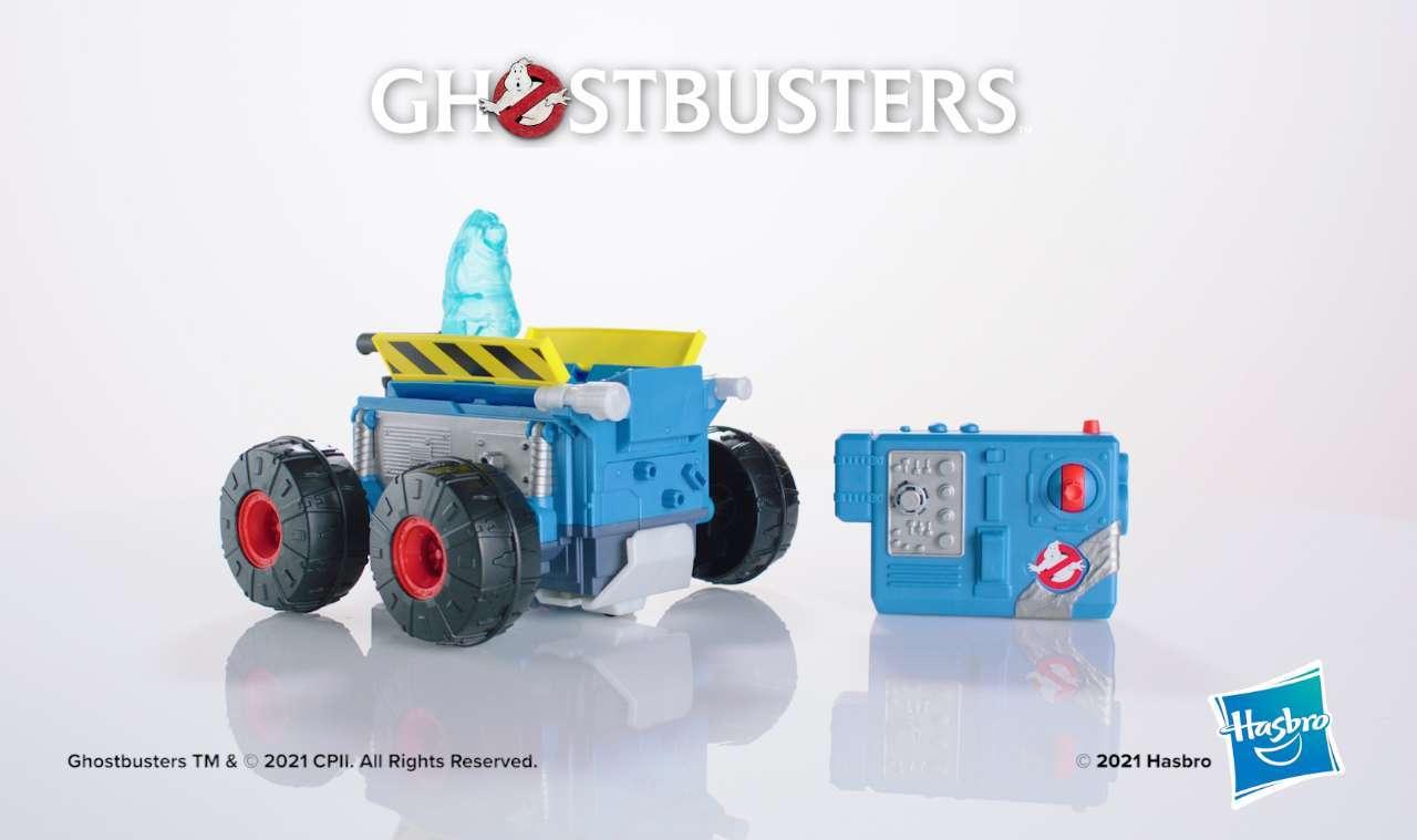E9551 GHOSTBUSTERS RC RTV IMAGE