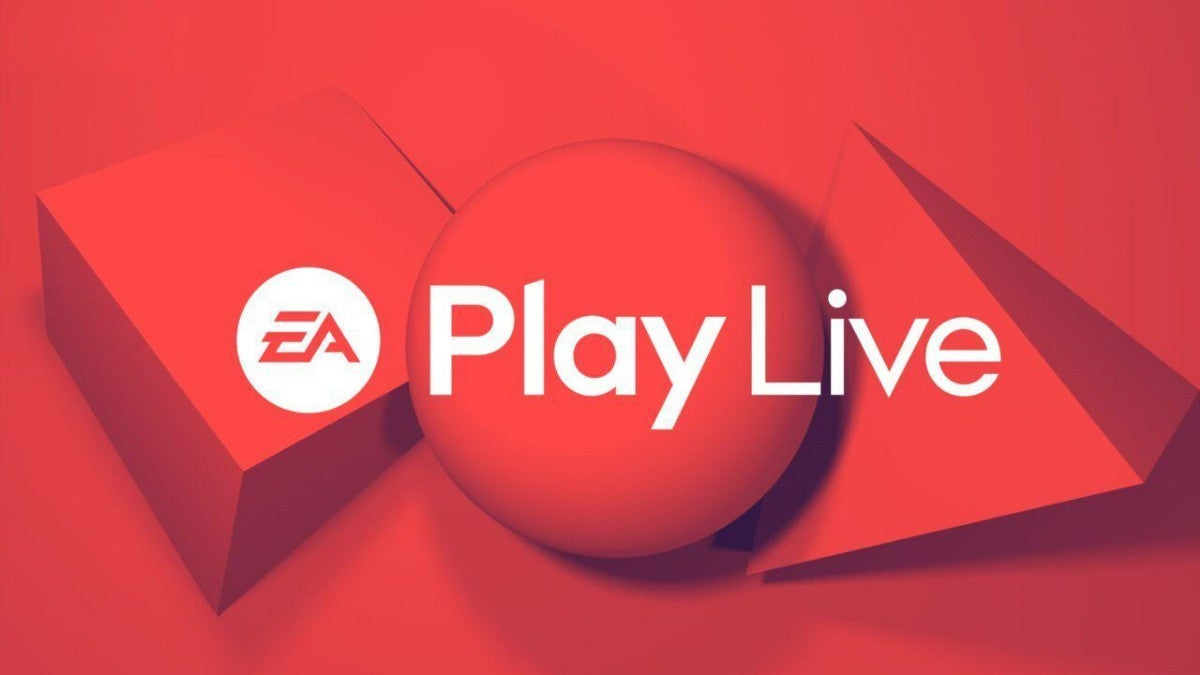 EA Play Live Red Logo