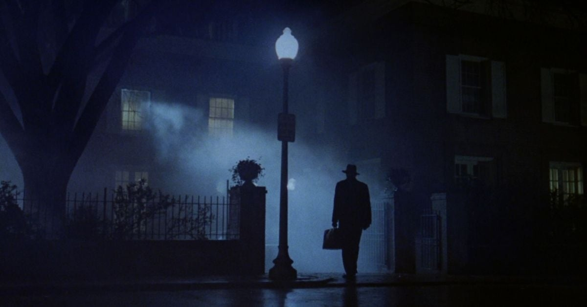 exorcist movie blumhouse halloween