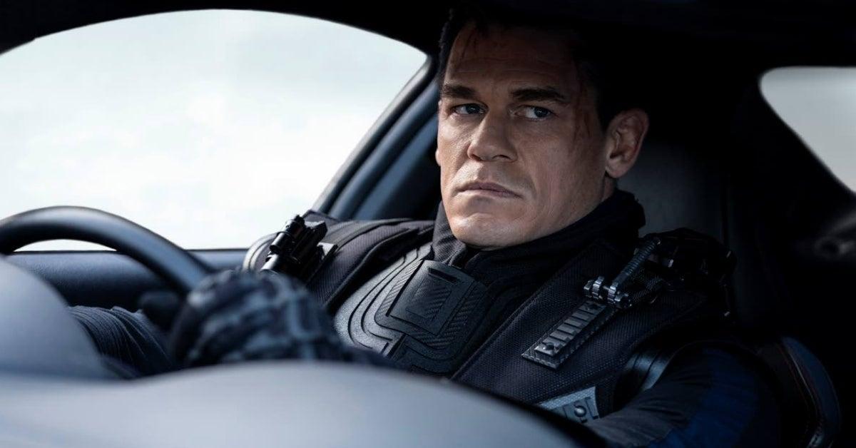F9 Fast Furious John Cena
