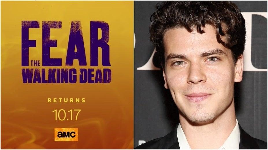 Fear the Walking Dead Season 7 Gus Halper