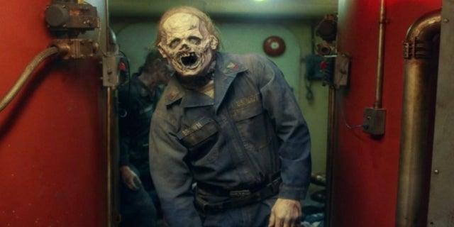 Fear the Walking Dead zombie submarine USS Pennsylvania