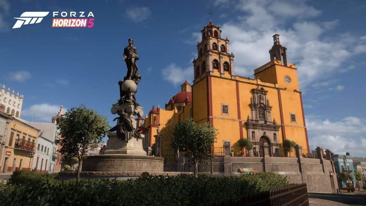 Forza Horizon 5 City