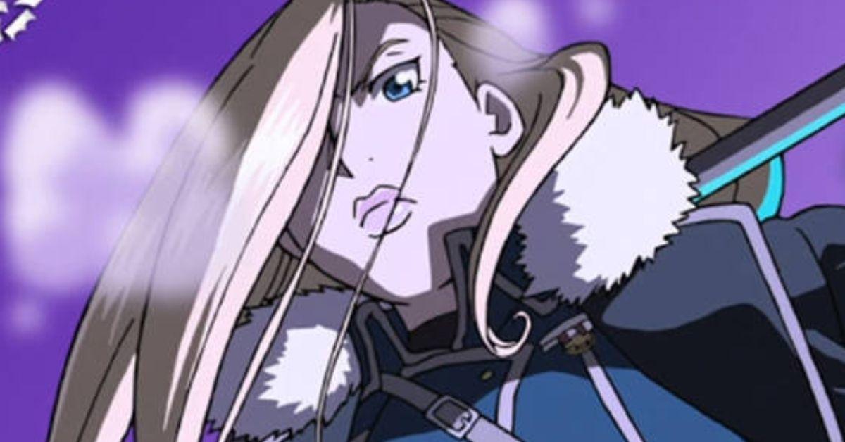 Fullmetal Alchemist Brotherhood Olivier Mira Armstrong Anime