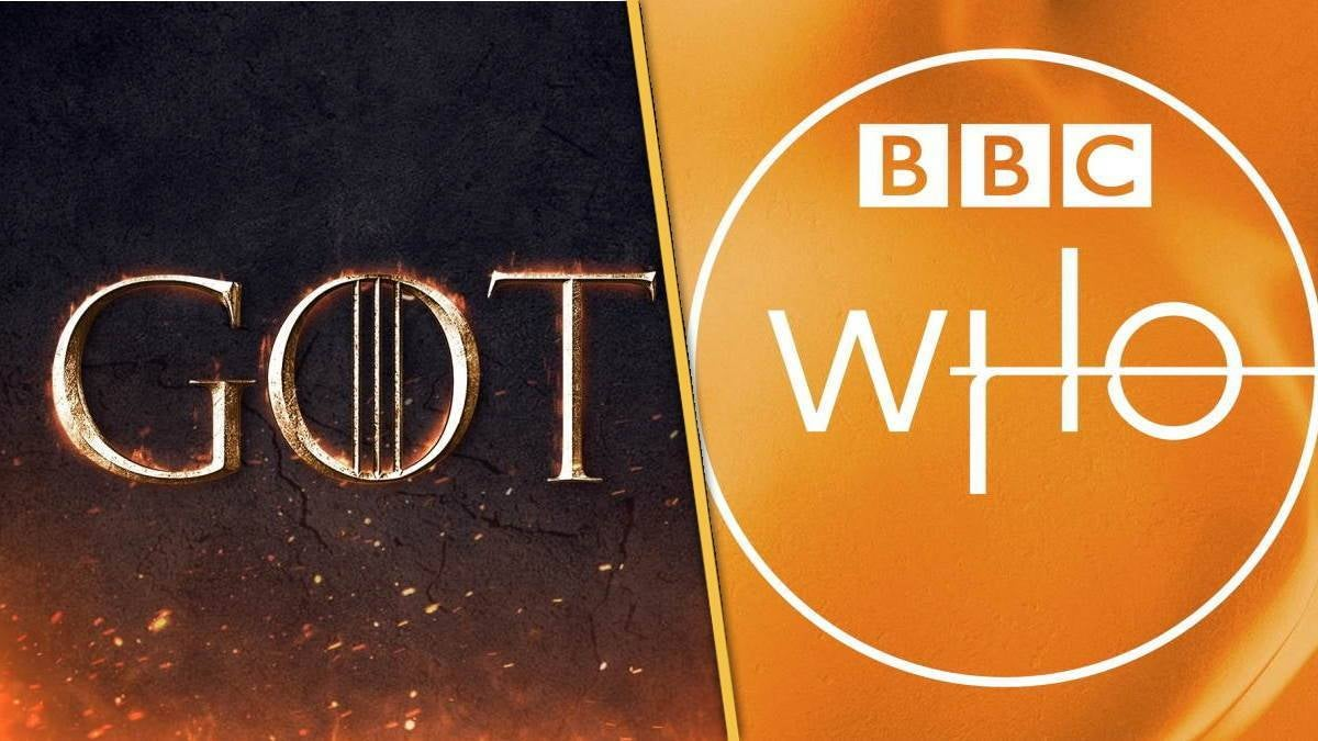 Game of Thrones Doctor Who