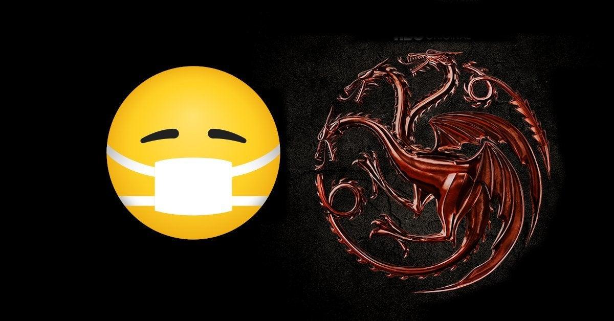 Game Thrones House Dragon Shut Down Production COVID 19