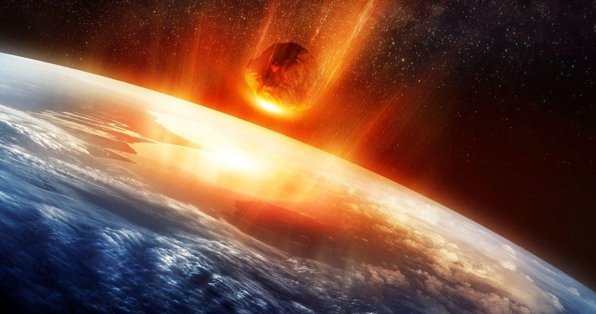 Giant Asteroid Heading Towards Destroy Earth