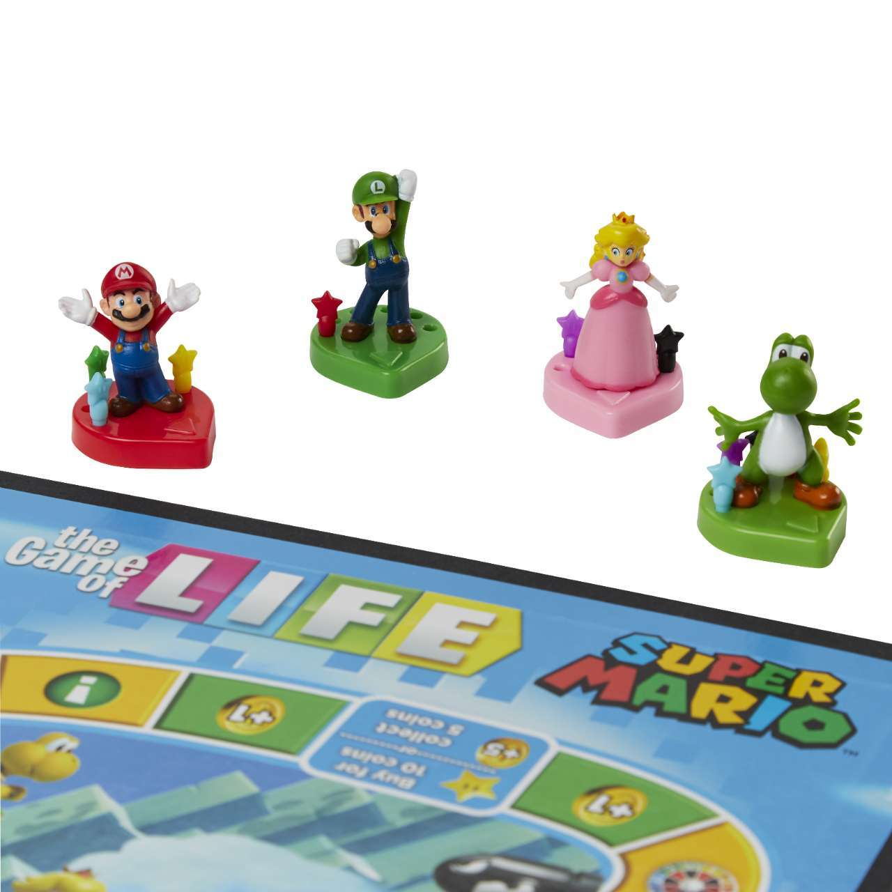 GOL Super Mario_ tokens