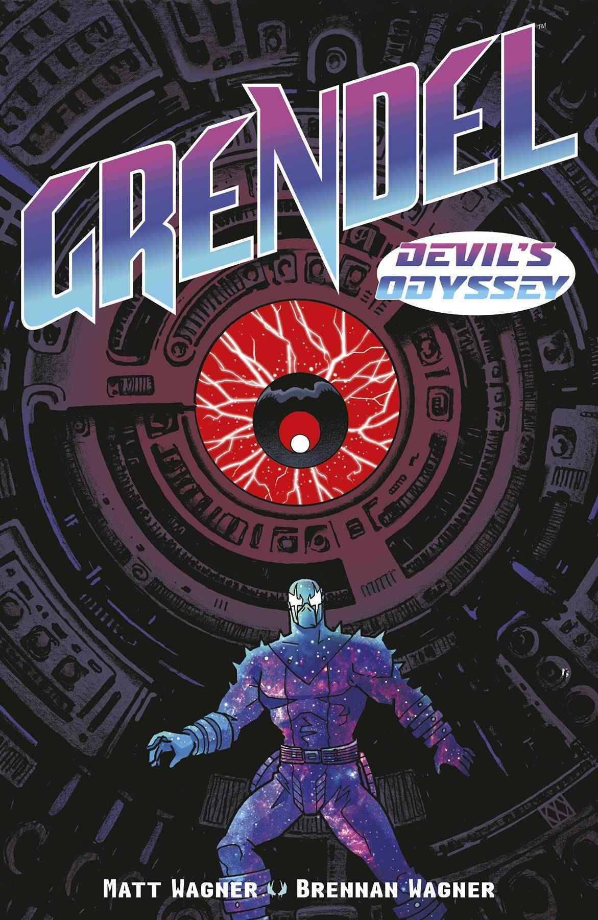 Grendel Devil's Odyssey #8