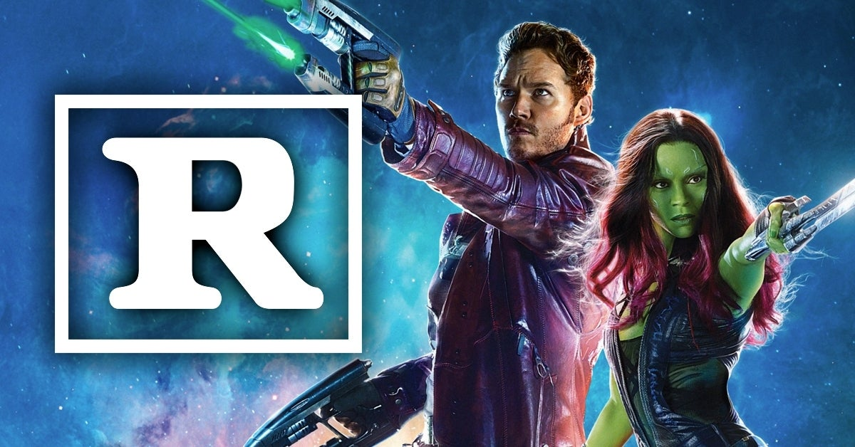 guardians of the galaxy rated r