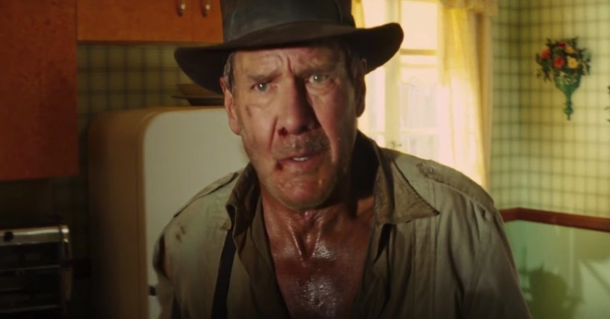 Harrison Ford Spotted Injured Arm Sling London Indiana Jones 5