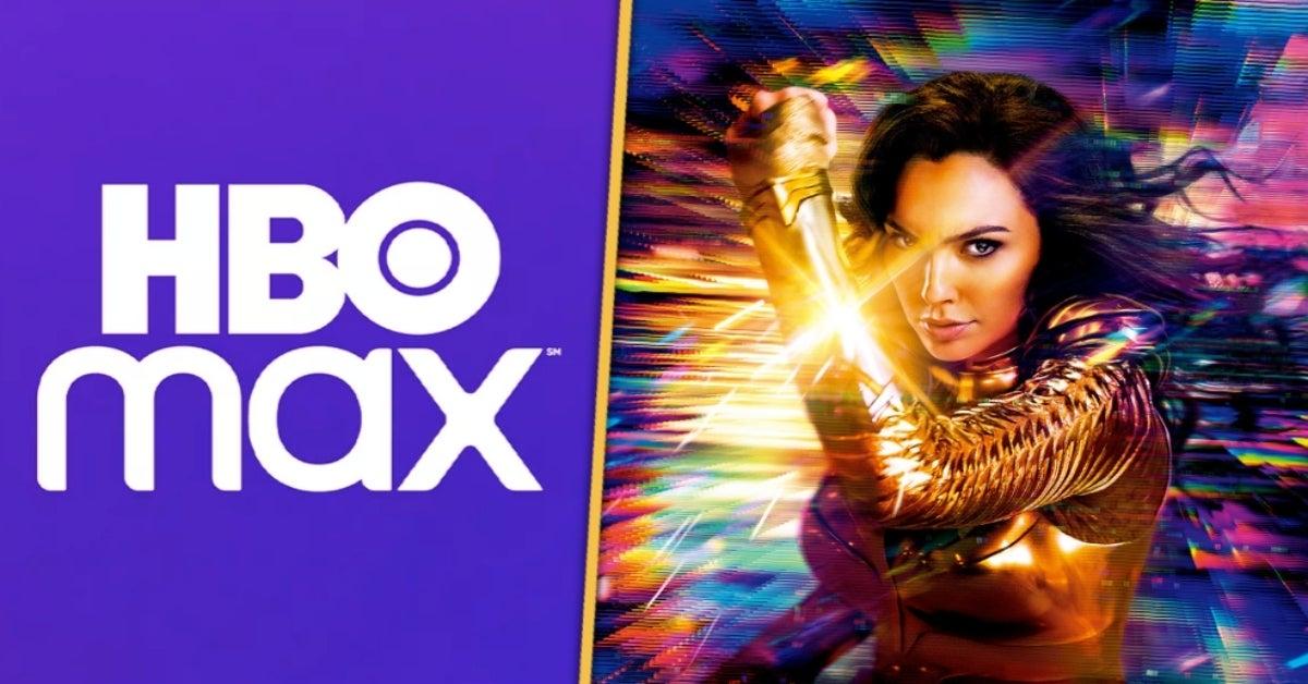 HBO Max Wonder Woman 1984