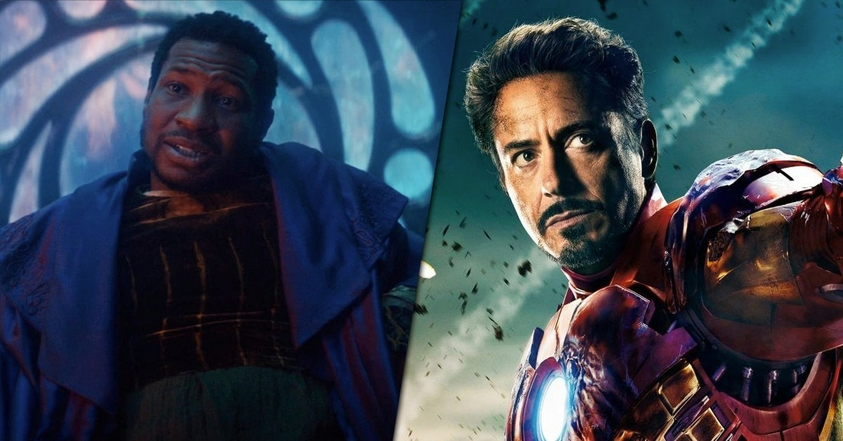 he who remains iron man