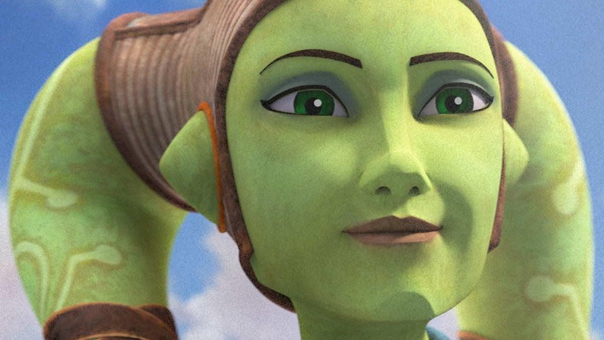 Hera Syndulla Star Wars The Bad Batch