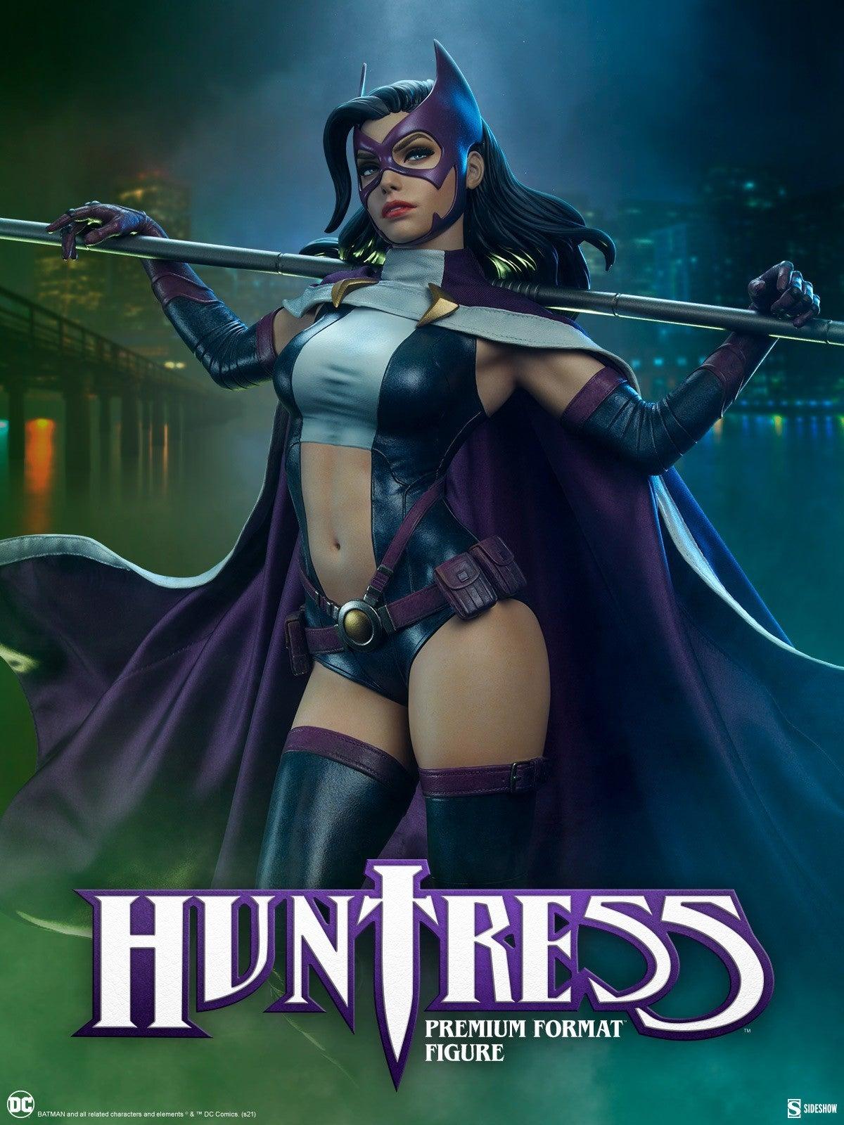 Huntress-DC-Sideshow-1