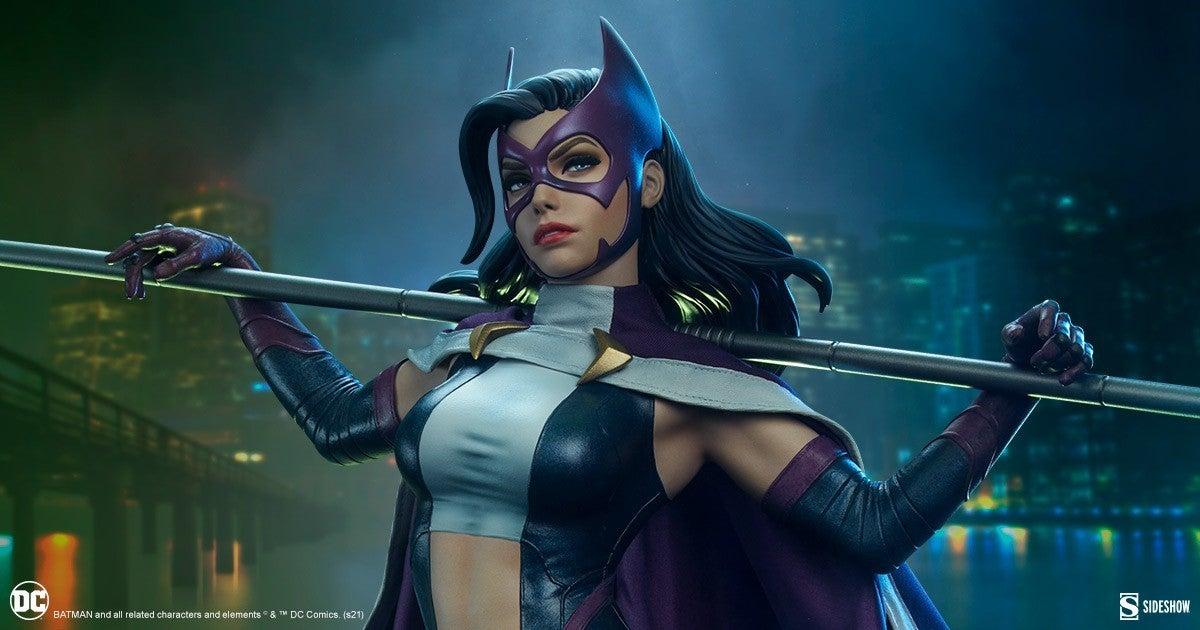 Huntress-DC-Sideshow-2