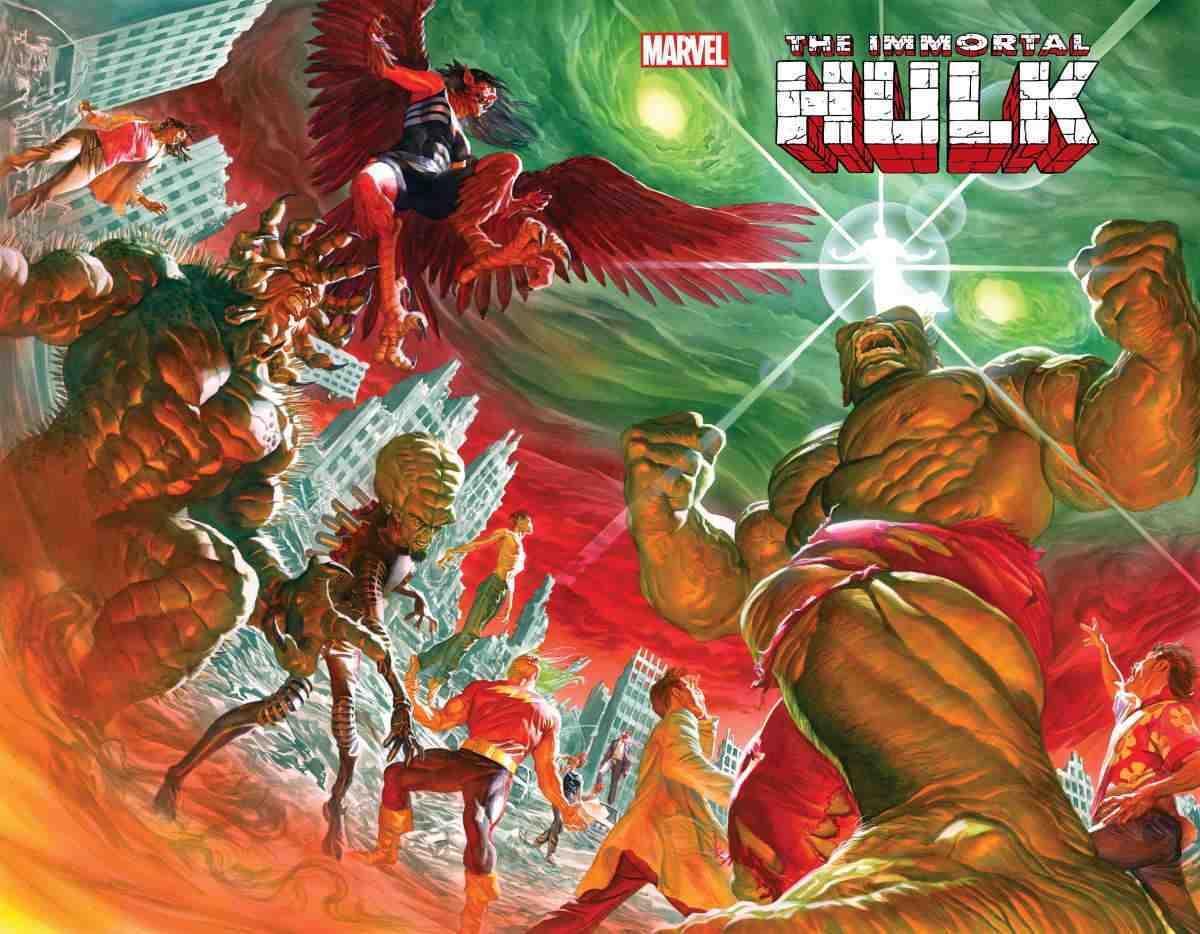 Immortal Hulk 50