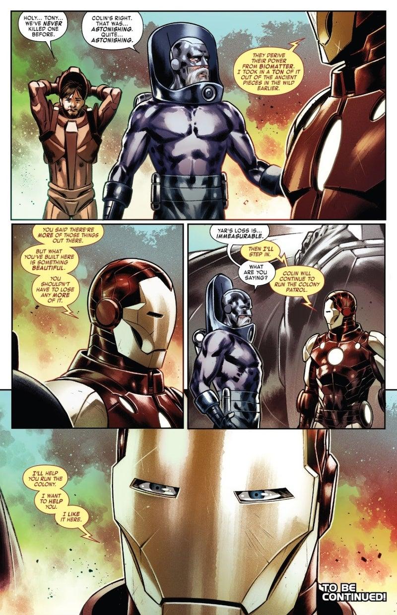 iron man 10 stilt man 2