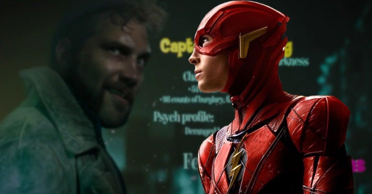 Jai Courtney Captain Boomerang Flash Movie Cameo Spoilers