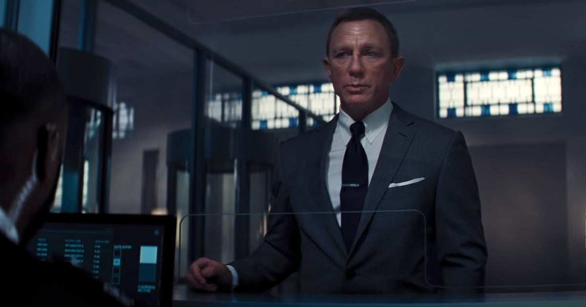 James Bond No Time To Die New TV Spots Release Date Theaters