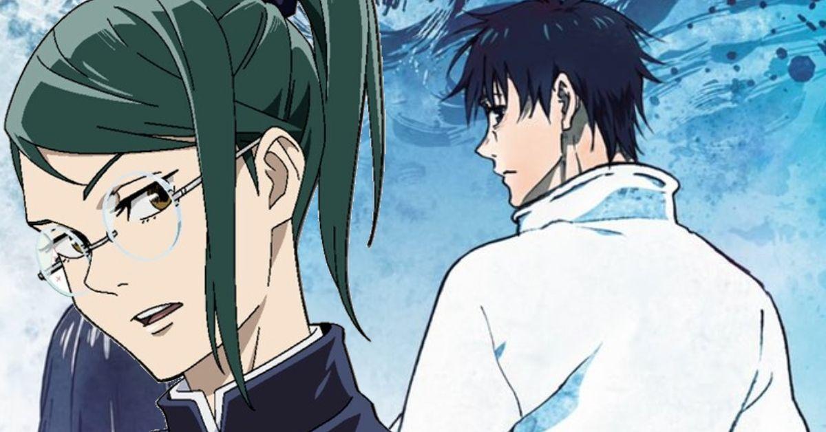 Jujutsu Kaisen Movie Maki New Design Anime