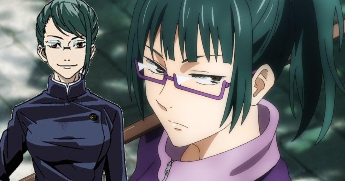 Jujutsu Kaisen Movie Maki New Design Changes Anime