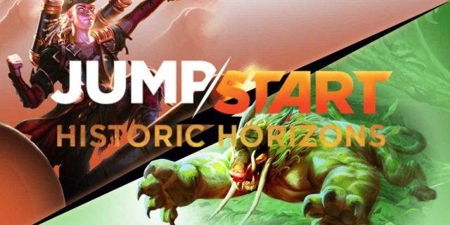 Jumpstart Historic Horizons MTG Arena