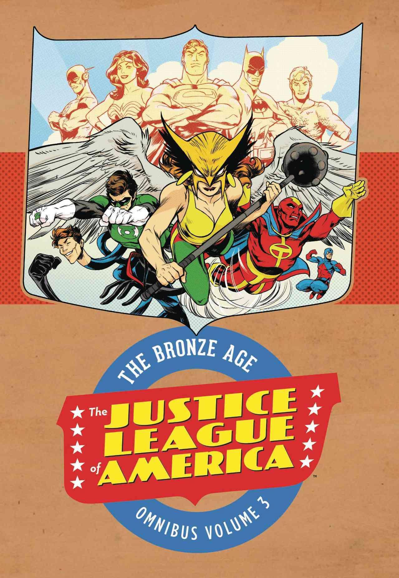 Justice League of America The Bronze Age Omnibus Vol 3