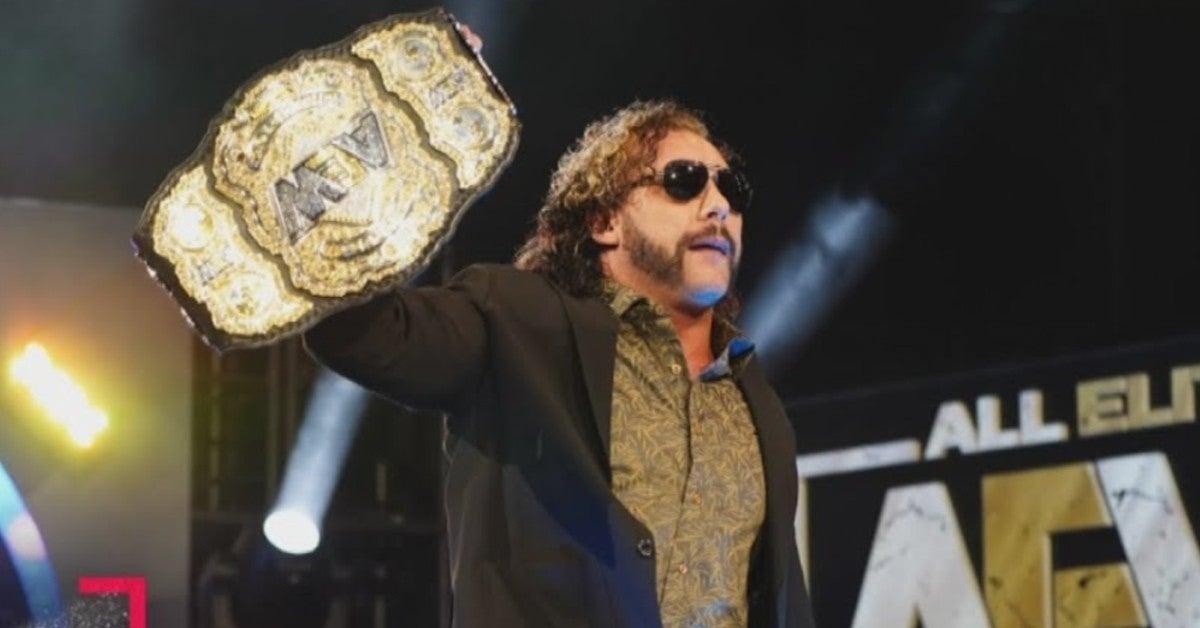 Kenny-Omega-AEW-World-Champion