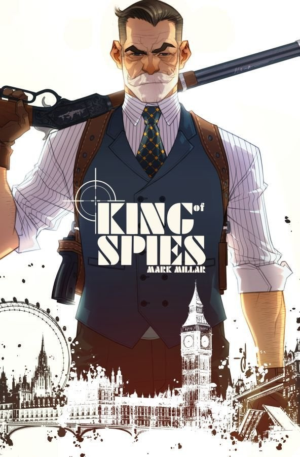 king of spies 1