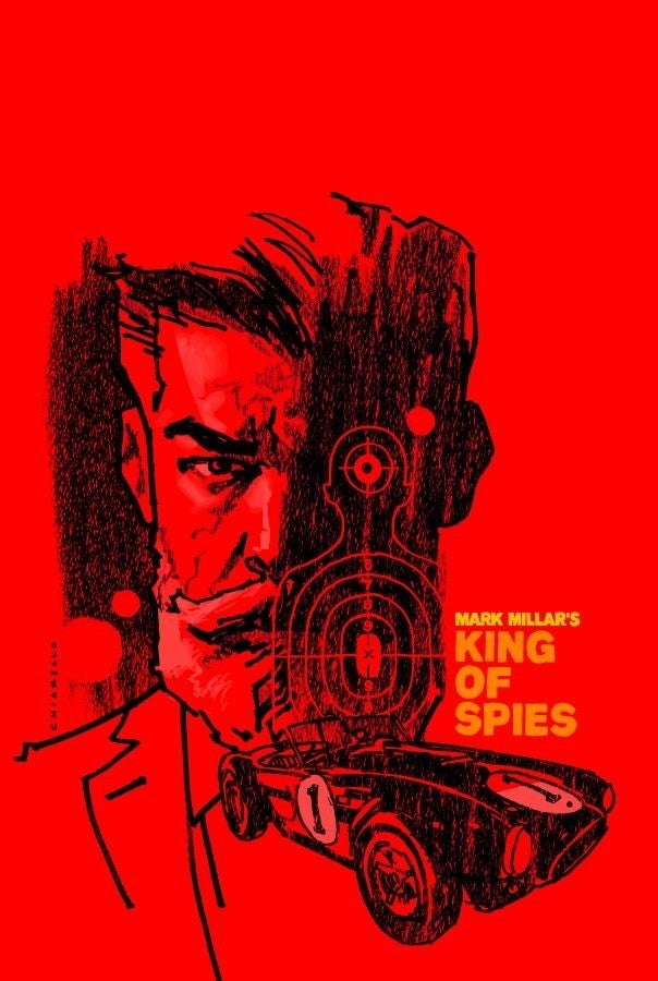 king of spies two