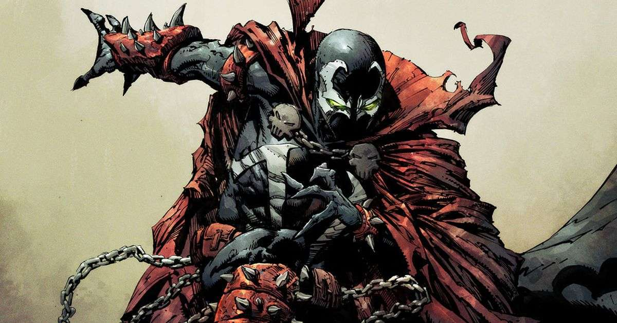 king spawn david finch cover variant
