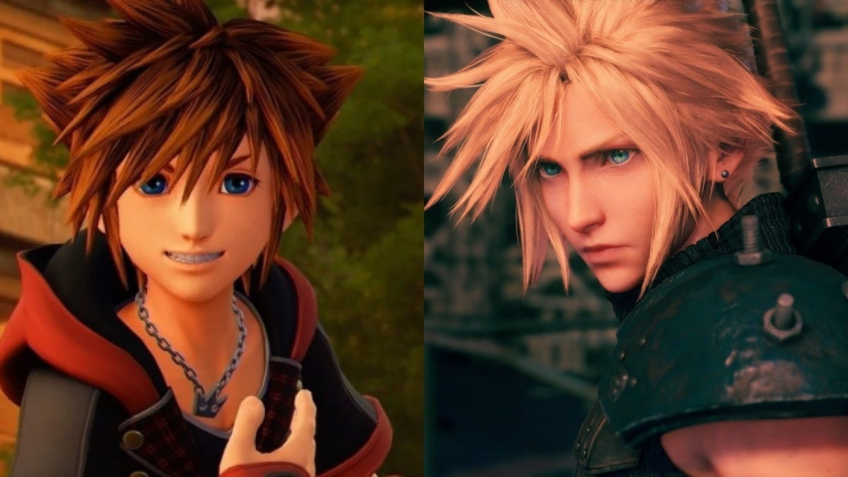 Kingdom Hearts Final Fantasy