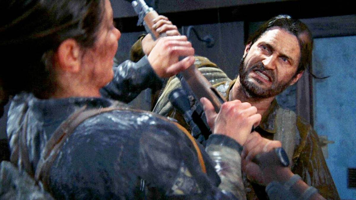 Last of Us Abby Tommy
