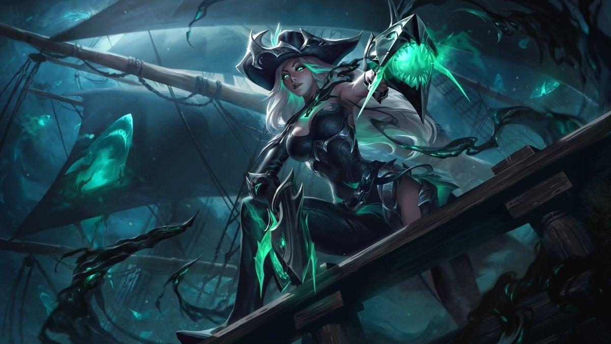 League of Legends Miss Fortune