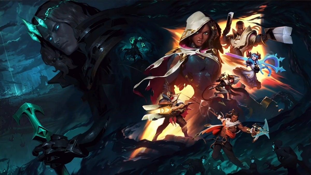 League of Legends Sentinels of Light