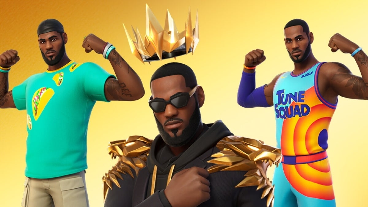 lebron james fortnite new cropped hed