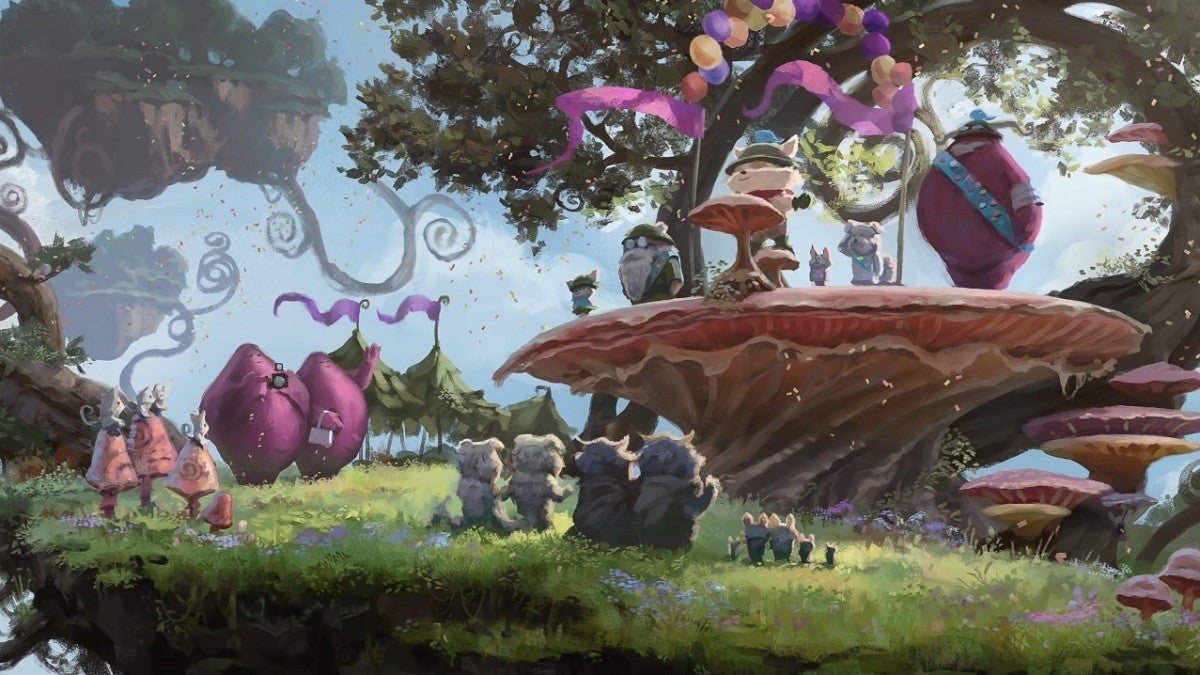 Legends of Runeterra Bandle City
