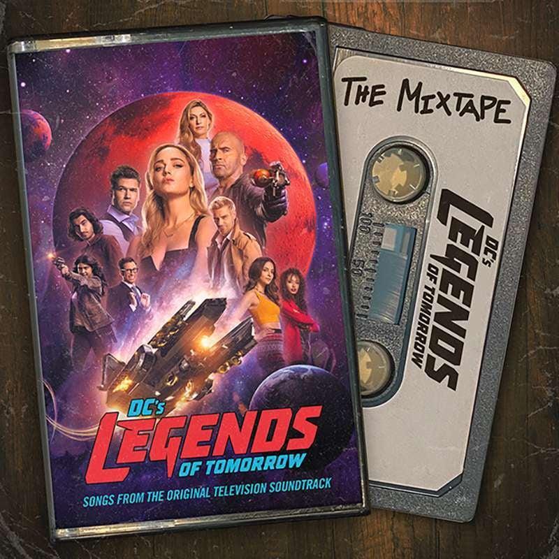legends of tomorrow mixtape