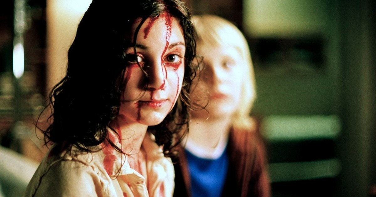 let the right one in tv showtime vampires