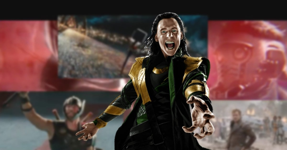 Loki 6 Finale opening voices explained Marvel Movie Video Clips