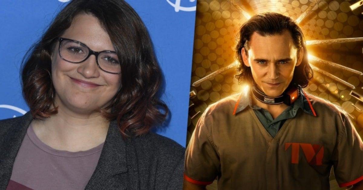 Loki director Kate Herron