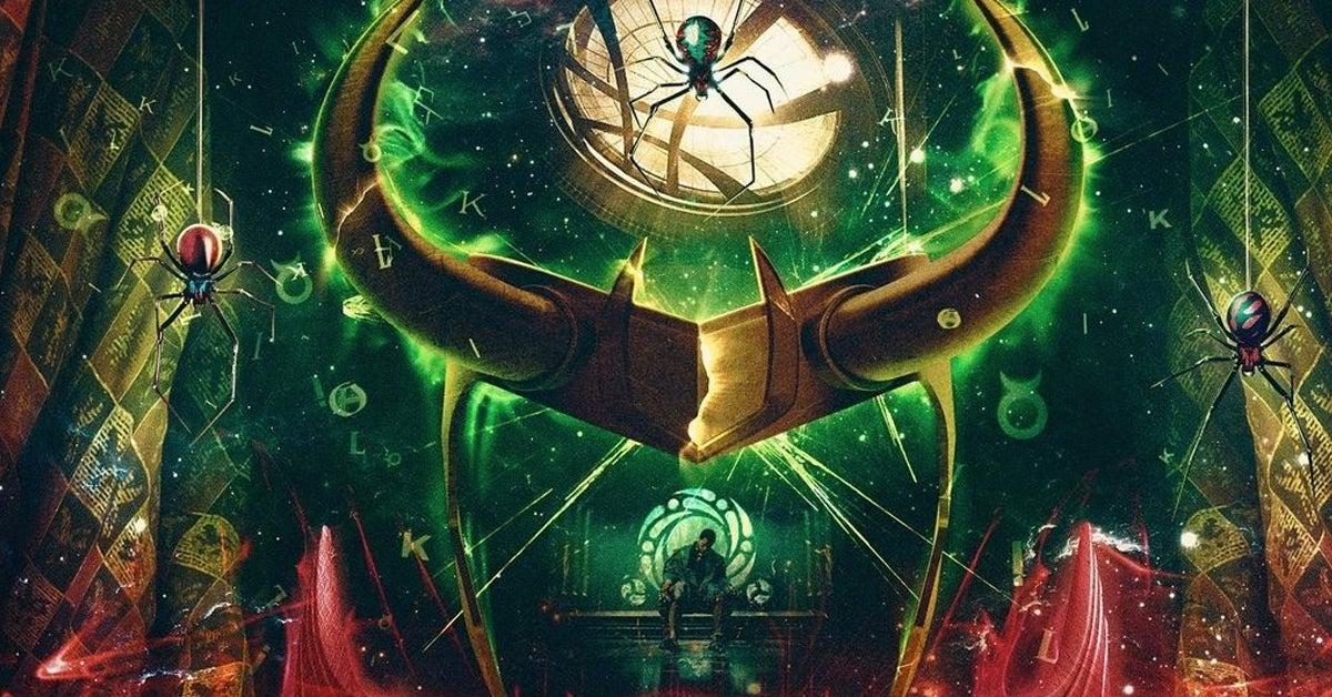loki doctor strange 2 fan poster